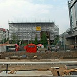 Ostkreuz: Nördliches Beamtenwohnhaus