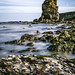 Marsden Bay (Long Exposure Portrait)