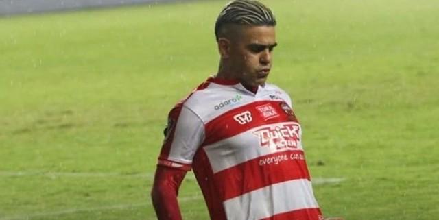 Cristian Gonzales Resmi Dicoret Dari Madura United