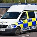 Kent Police MB Vito Highroof GN10 FYW
