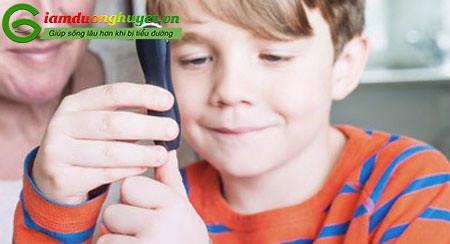 Bệnh tiểu đường tuýp 1 là bệnh tự miễn thường gặp ở trẻ em