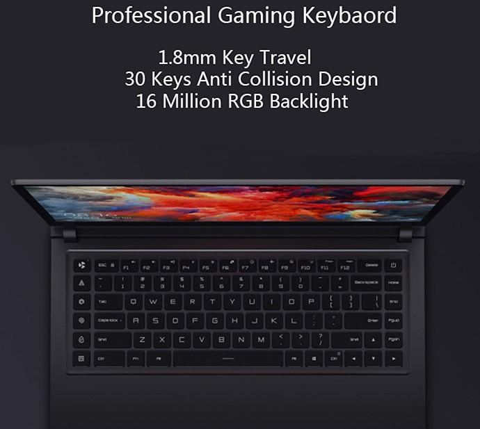 Xiaomi ゲーミングノートPC (5)
