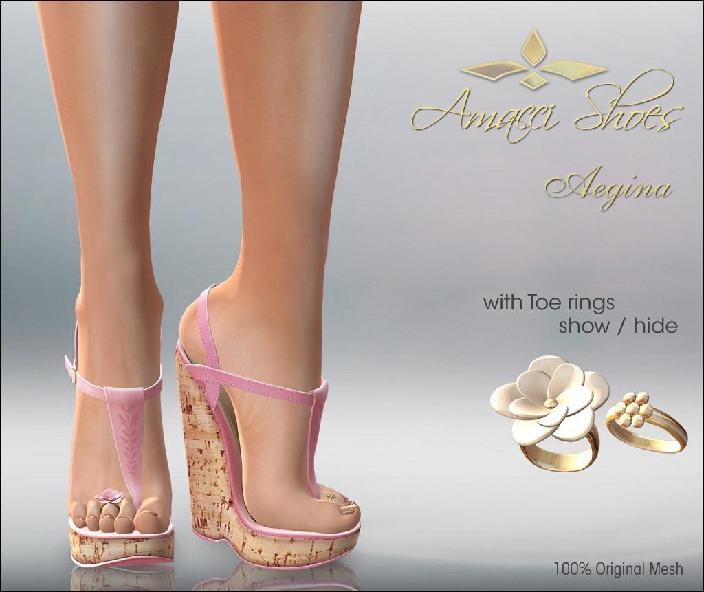 Amacci Shoes-Aegina - TeleportHub.com Live!