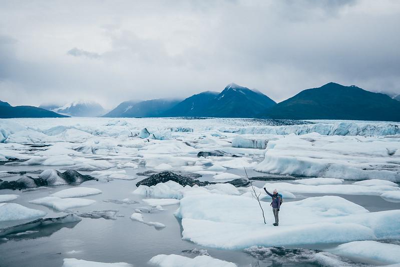 Portage & Knik Glacier