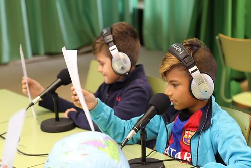 Tallers a l'Escola Gras i Soler d'Esplugues de Llobregat