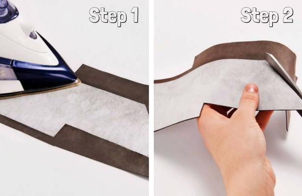 DIY Pencil Case Steps 1 2