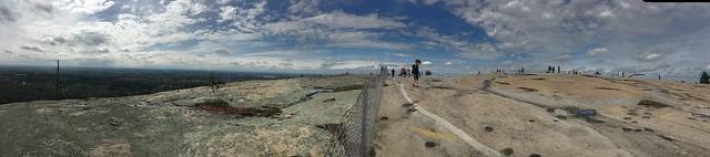 Stone Mountain Panorama
