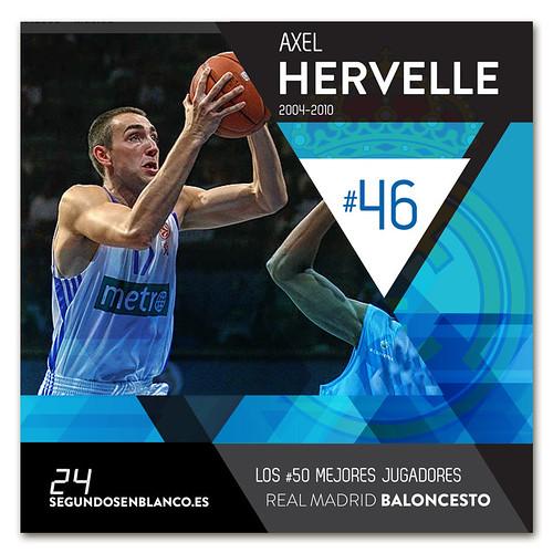 #46 AXEL HERVELLE