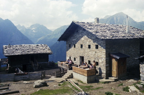 Innere Steiner Alm, Matrei in Osttirol