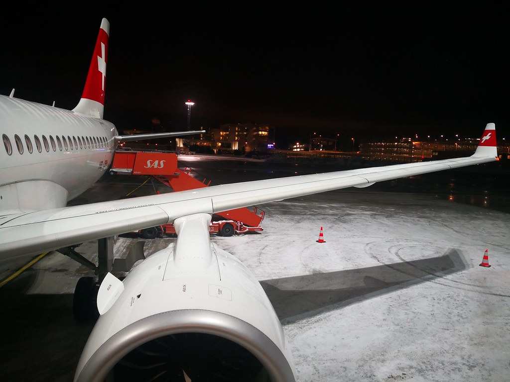 Boarding the CSeries