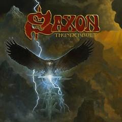 SAXON-Thunderbolt-LP