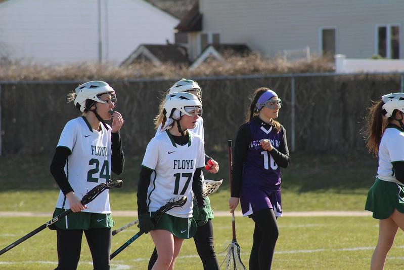 WF Girls Varsity Lacrosse
