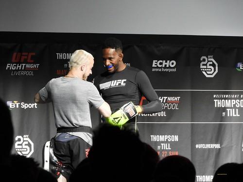 MAGNY UFC