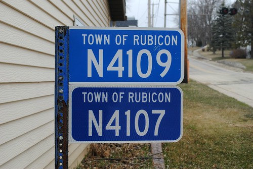 Rubicon, Wisconsin