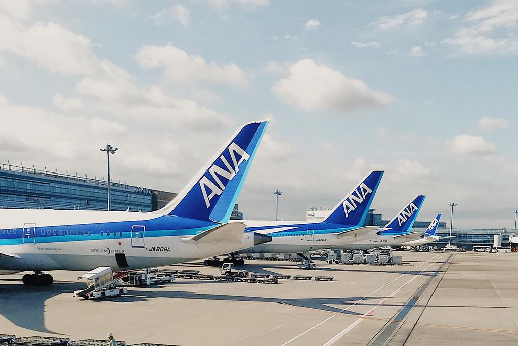 ANA@Tokyo Haneda Airport