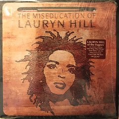 LAURYN HILL:THE MISEDUCATION OF LAURYN HILL(JACKET A)