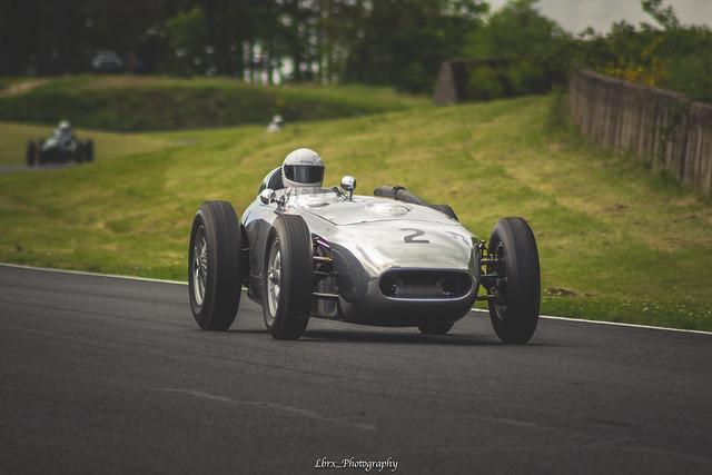Lister Jaguar - Rod Jolley