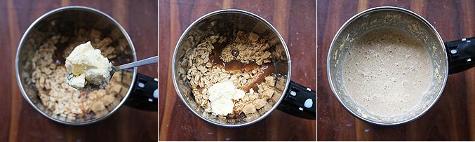 How to make baked oatmeal bars - Step2