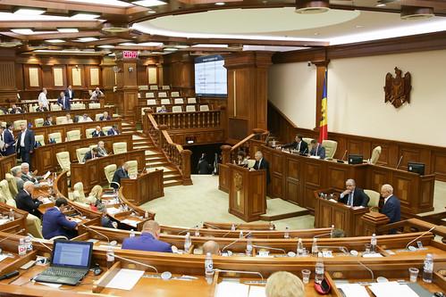 Ședința plenară din 31 mai 2018