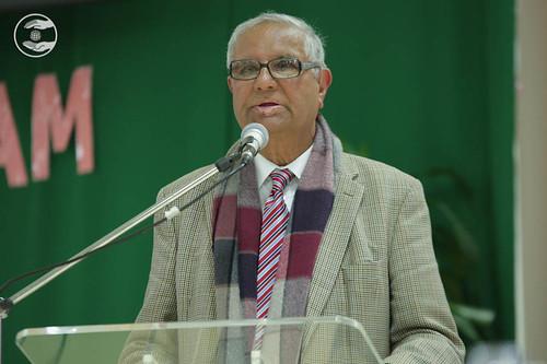 Sukhjinder Singh, President SNM UK