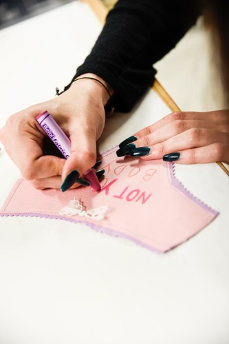 Processions Banner Making