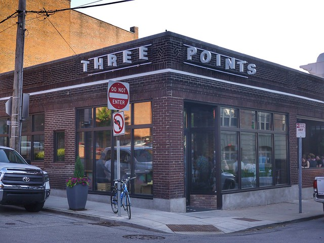 Three Points Brewery