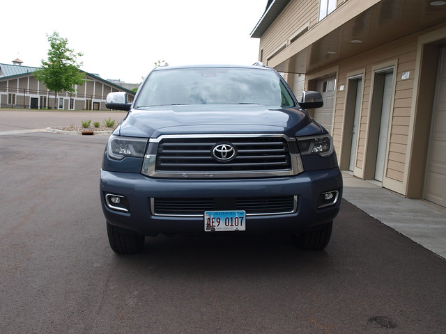 2018 Toyota Sequoia Limited 4WD