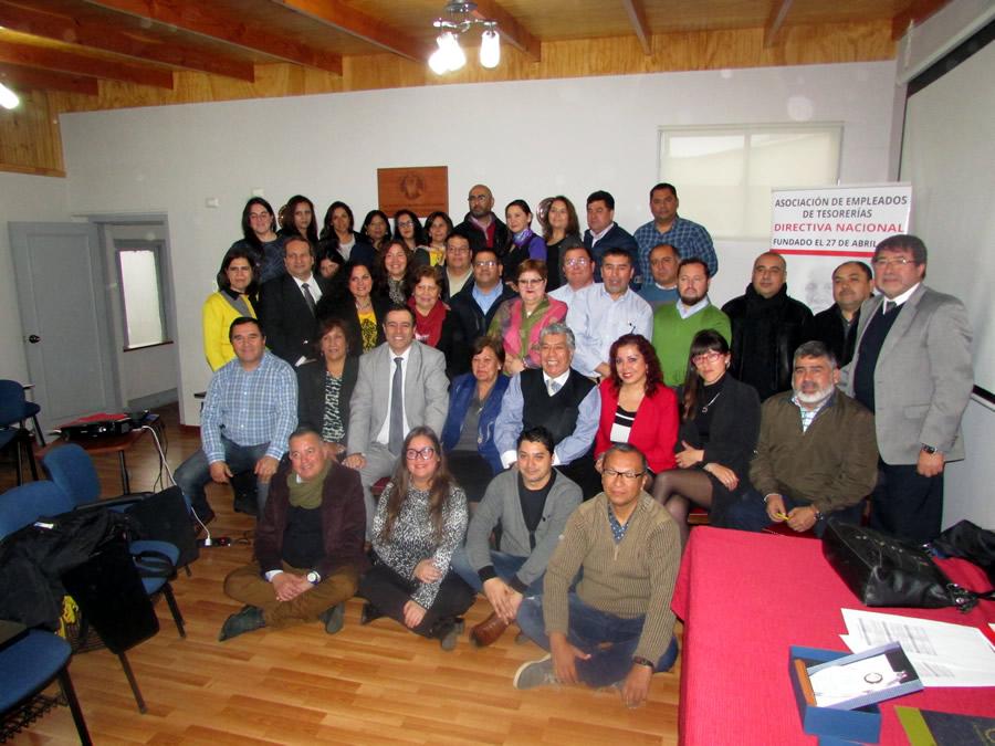 AET da inicio a su Convención Nacional Extraordinaria en Santiago - 29 Mayo 2018
