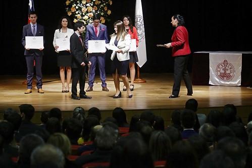 Ceremonia de Titulación ICOM