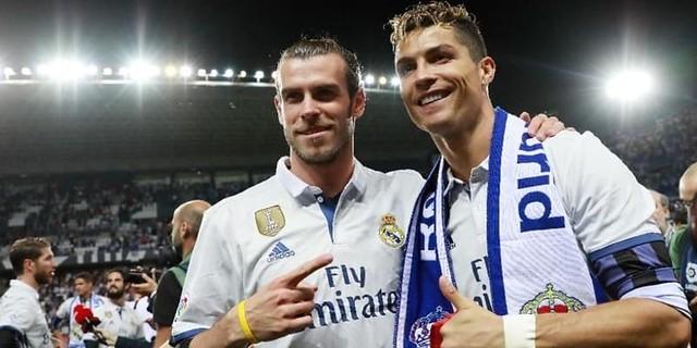 Tanya Masa Depan Cristiano Ronaldo Dan Gareth Bale Usai Real Madrid Menjuarai Liga Champion