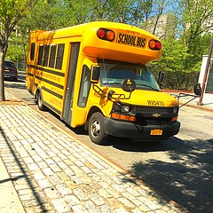 2014 Chevy Express 4500 With a Starcraft Quest DRW Wheelchair Body. Reliant Transportation Inc. Bus#RV5415