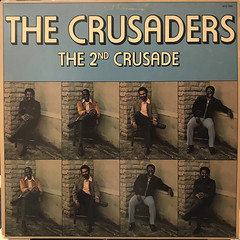 THE CRUSADERS:THE 2ND CRUSADE(JACKET A)