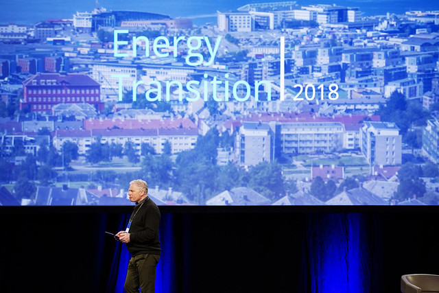 Energy Transition 2018