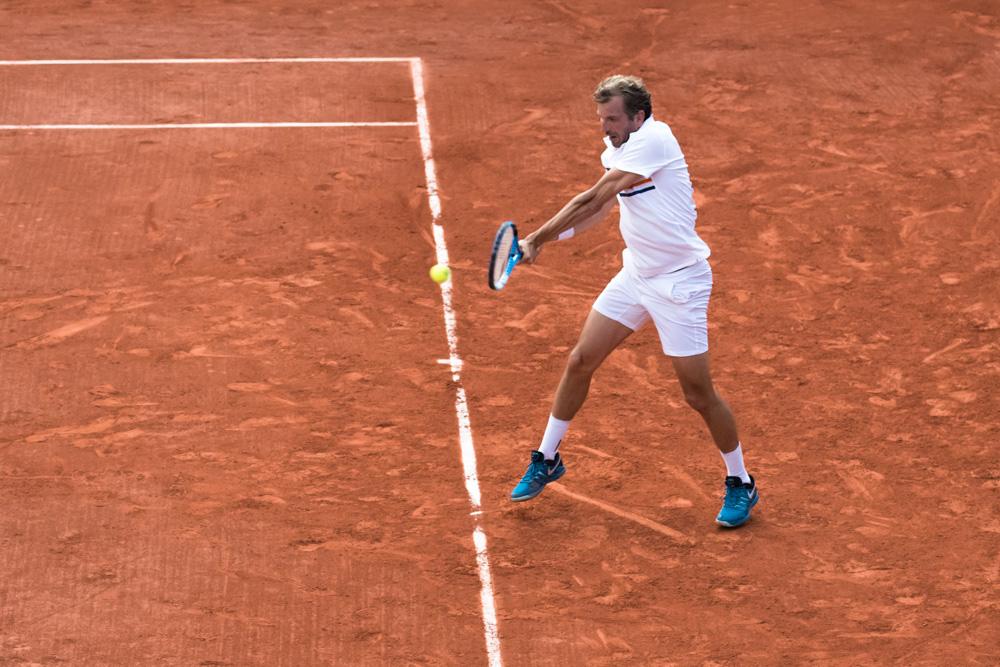 Son dernier Roland Garros
