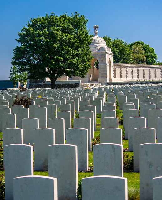 Photo of Tyne Cot in the TripHappy travel guide