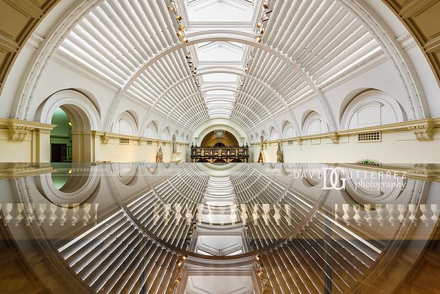 Retina - Victoria and Albert Museum, London, UK