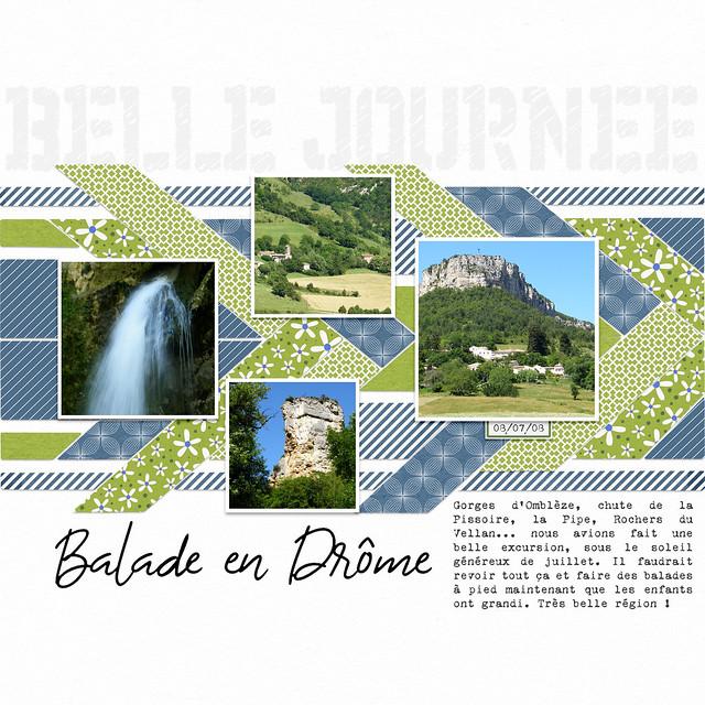 Drôme 2008 - Gorges d