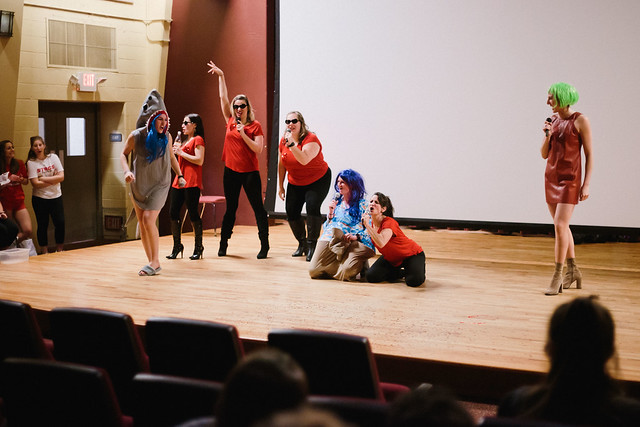 See Photos from the 2018 Dolan Week of Service Lip Sync Battle