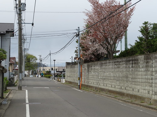 福島競馬場東口が近づいてきた