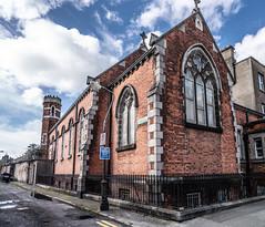 WAS A CHURCH NOW AN OIGE DUBLIN INTERNATIONAL HOSTEL [60-61 MOUNTJOY STREET DUBLIN 7]-138317