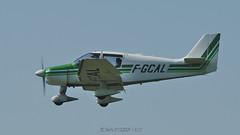 Robin DR 400-120 Dauphin / Aéroclub de Beauvais-Tillé (ACBT60) / F-GCAL - Photo of Bailleul-sur-Thérain