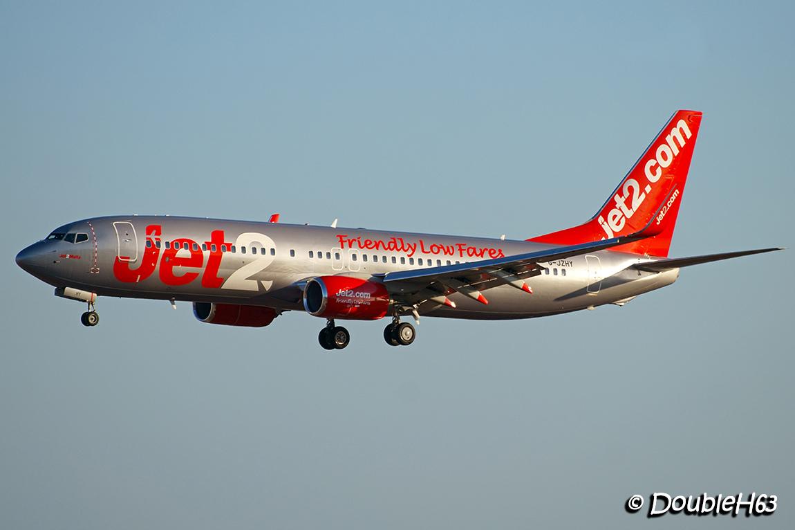 G-JZHY 738 Jet2 TFS