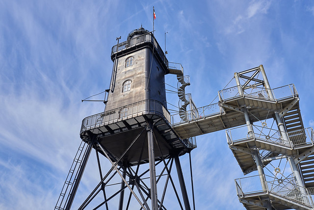 Leuchtturmdenkmal Obereversand #2