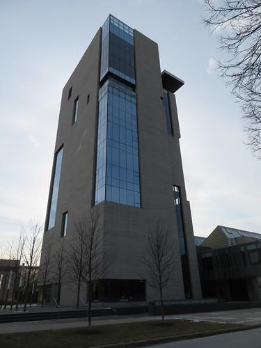 University of Chicago David & Reva Logan Center for the Arts