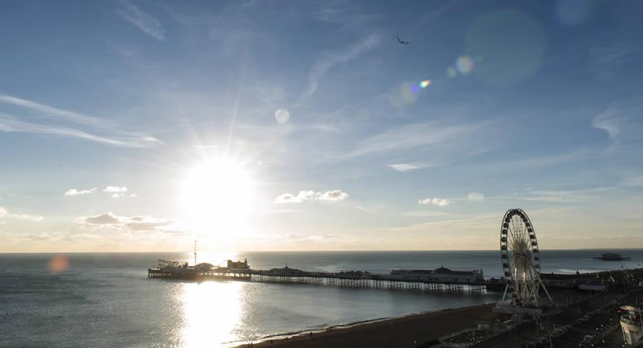Top 10 bezienswaardigheden Brighton: Brighton Pier | Mooistestedentrips.nl