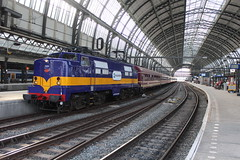Railexperts 1251 te Amsterdam Centraal 14 april 2018
