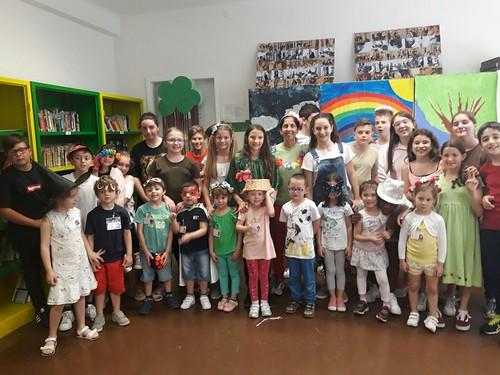Letture alla Codermatz per i bambini e le bambine della Scuola dell'Infanzia Filzi Grego