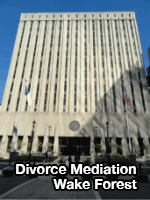 Divorce Mediator Wake Forest