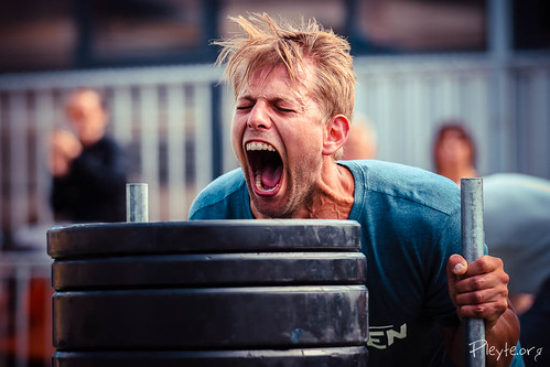 Crossfit Throwdown<br/>260 foto's