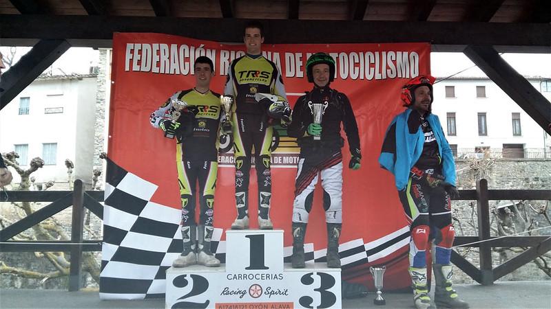 Trial Soto de Cameros, Campeonato Riojano Navarro 2018